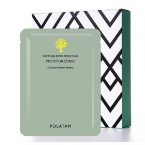 Water Gel Extra Force Moisturizing Sheet Mask by Polatam