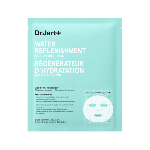 Water Replenishment Cotton Sheet Mask by Dr. Jart+