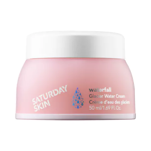 Waterfall Glacier Water Cream by Saturday Skin