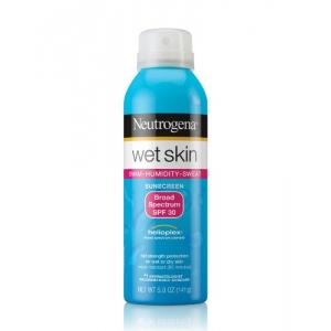 Wet Skin Sunscreen Spray SPF 30 by Neutrogena