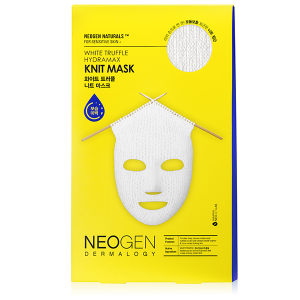 Dermalogy White Truffle HydraMax Knit Mask by Neogen