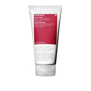 Wild Rose Daily Brightening & Refining Buff Cleanser by Korres Natural