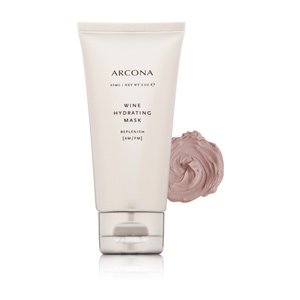 Wine Hydrating Mask by Arcona