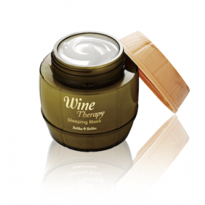 Wine Sleeping Mask - White by Holika Holika