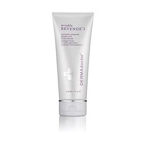Wrinkle Revenge 1 Antioxidant Enhanced Glycolic Acid Facial Cleanser by DERMAdoctor