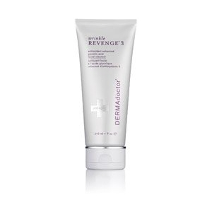 Wrinkle Revenge 3 Antioxidant Enhanced Glycolic Acid Facial Cleanser by DERMAdoctor