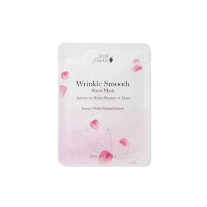 Wrinkle Smooth Sheet Mask by 100% Pure