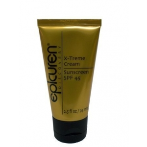 X-Treme Cream Sunscreen SPF 45 by Epicuren Discovery