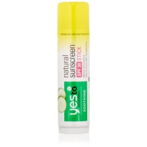 Cucumbers Natural Sunscreen SPF 30 Stick by Yes To