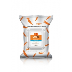Carrots Fragrance Free Towelettes by Yes To