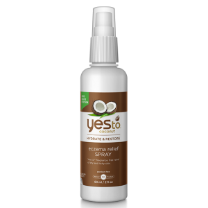 Coconut Eczema Relief Spray by Yes To