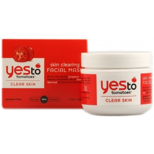 Tomatoes Clear Skin Skin Clearing Facial Mask by Yes To