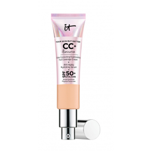 Your Skin But Better CC+ Cream Illumination SPF 50+ by IT Cosmetics
