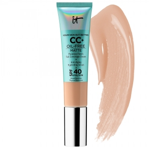 Your Skin But Better CC+ Cream Oil-Free Matte with SPF 40 by IT Cosmetics
