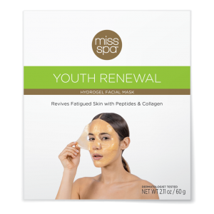 Youth Renewal Hydrogel Facial Mask by Miss Spa