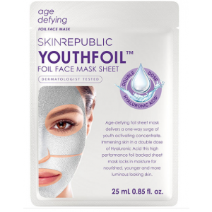 Youthfoil Face Mask by Skin Republic