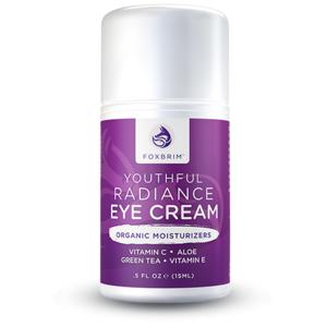 Youthful Radiance Eye Cream by Foxbrim Naturals